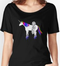 Formal Unicorn Women's Relaxed Fit T-Shirt