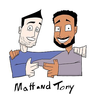 Matt and Tony by justinbysma