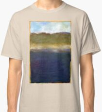Abstract Dunes Classic T-Shirt