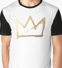 GOLD CROWN Graphic T-Shirt