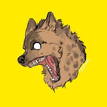 Hyena by Nightonox