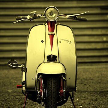 Lambretta Li150 Scooter by redstar5