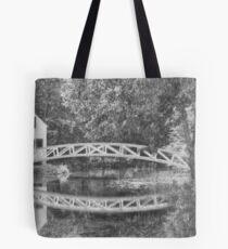 Somesville Bridge Tote Bag