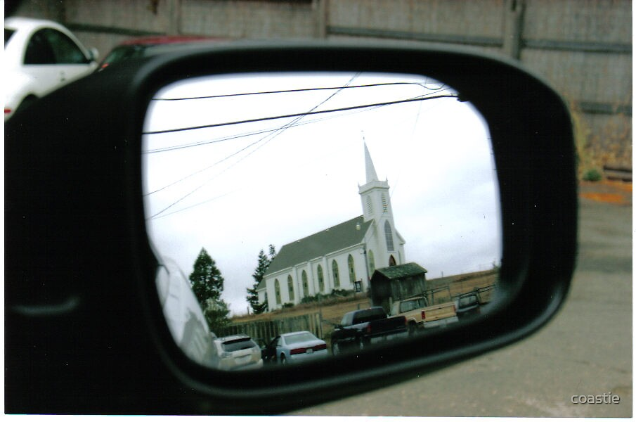 bodega church by coastie