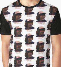 Dustin Grrr - Stranger Things Graphic T-Shirt