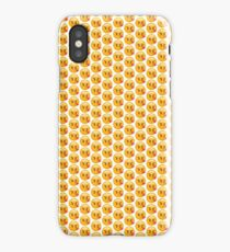 Angry Kiss Emoji iPhone Case/Skin