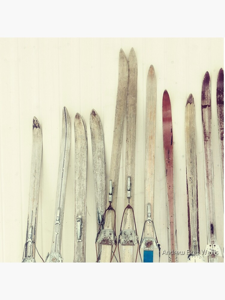 Retro Skis by ernest123