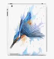 Diving Kingfisher iPad Case/Skin