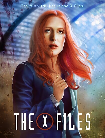 Scully version s11 by Chimerart