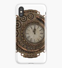 Steampunk Clock iPhone Case/Skin
