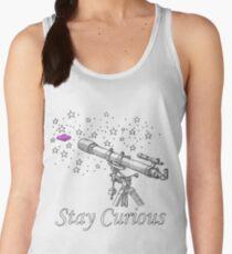 telescope  Women's Tank Top