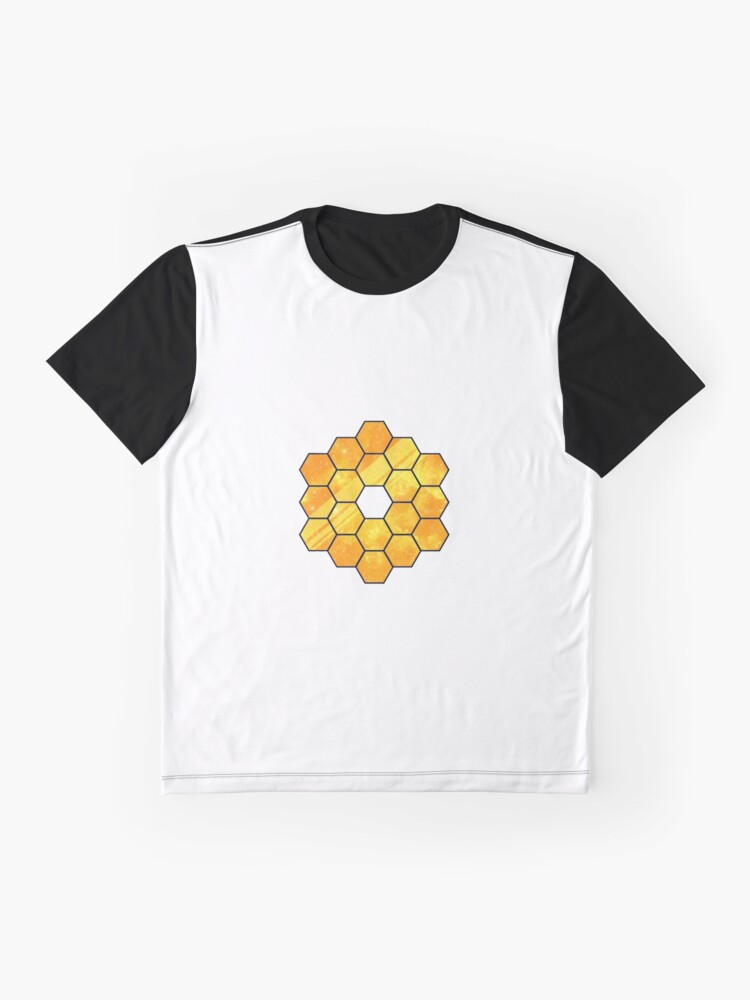 Alternate view of James webb space telescope Graphic T-Shirt