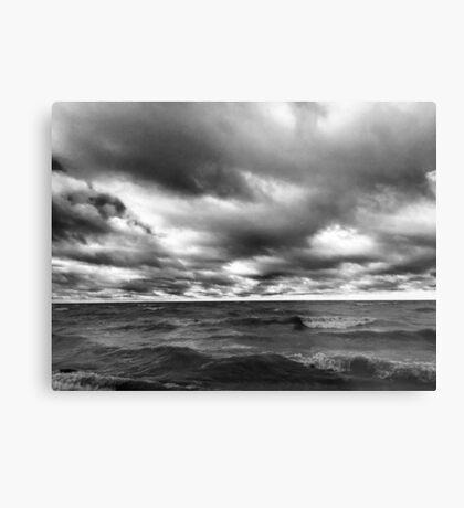 Stormy Monday Metal Print