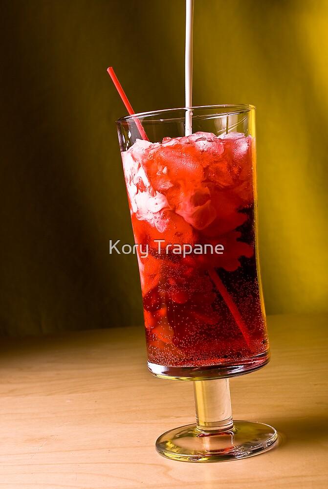 Italian Soda: Raspberry by Kory Trapane