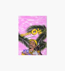 Quavo's Cereal (PINK) Art Board