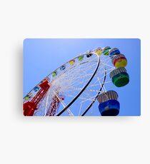 Ferris Wheel  Canvas Print