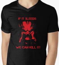 predator Men's V-Neck T-Shirt