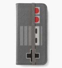 Minimalist NES Controller iPhone Wallet/Case/Skin