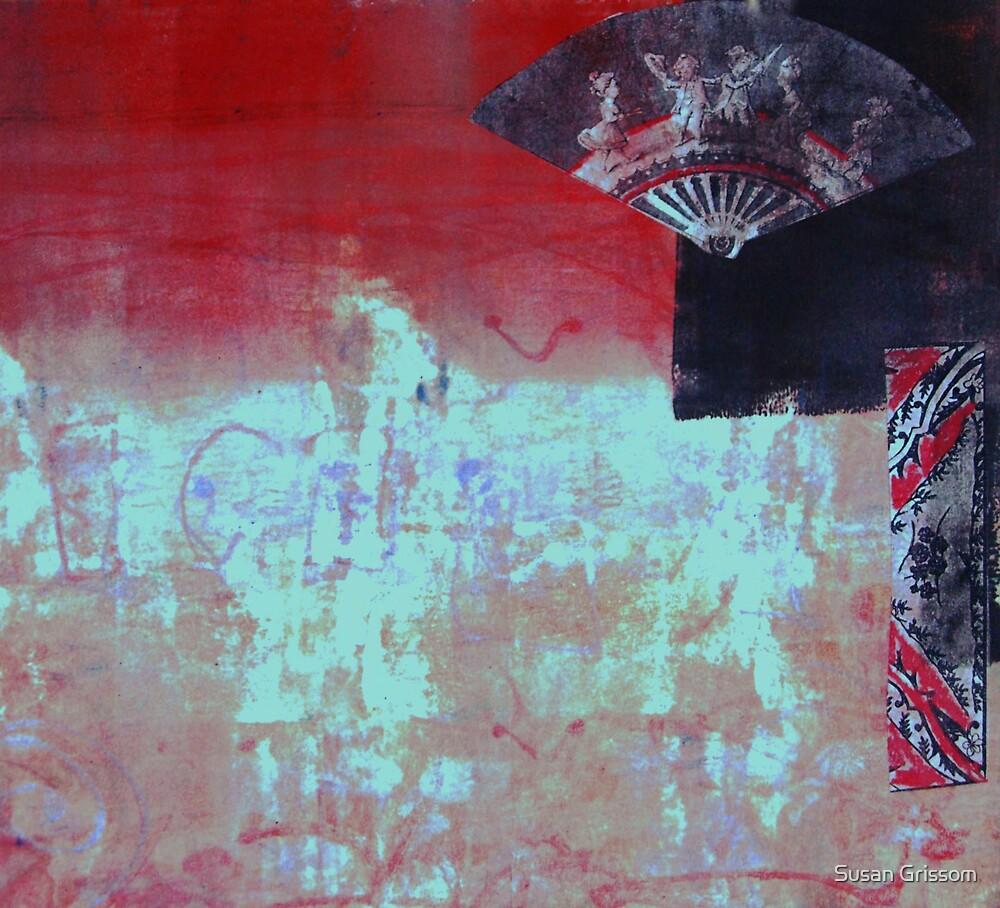 Fresco II by Susan Grissom