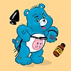 Dirty Bear by astrazero