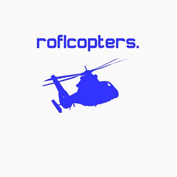rolfcopters. by Spyte
