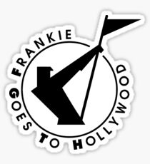 Frankie Goes To Hollywood Sticker