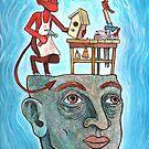 An Idle Mind Is The Devil's Workshop by labideas