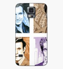 Time Travellers Nine to Twelve! Case/Skin for Samsung Galaxy
