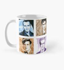 Time Travellers Nine to Twelve! Mug