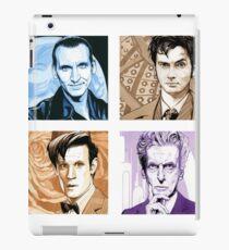 Time Travellers Nine to Twelve! iPad Case/Skin