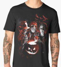 Super Villains Halloween Men's Premium T-Shirt