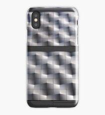 futuristic facade iPhone Case/Skin