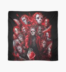 Jason Voorhees (Many faces of) Scarf