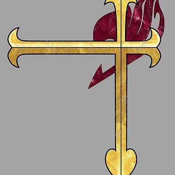 Heart Kreuz  by Austin673