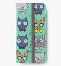 Nerdy Cats iPhone Wallet/Case/Skin