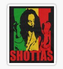 Shottas merchandise Sticker