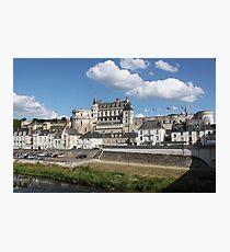 Chateau d'Amboise Photographic Print