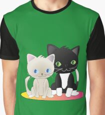 Leo and Lilas love Graphic T-Shirt