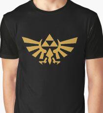 Zelda Grafik T-Shirt