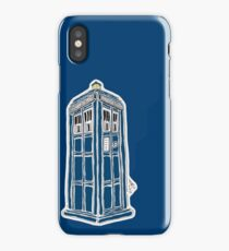 DOCTOR WHO / ANDREW BAILIE iPhone Case/Skin