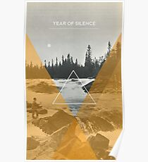 Year Of Silence Poster