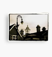 Mother England Canvas Print