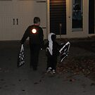 Trick or Treating by Tammy F