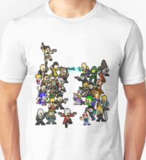 Epic 8 bit Battle! T-Shirt