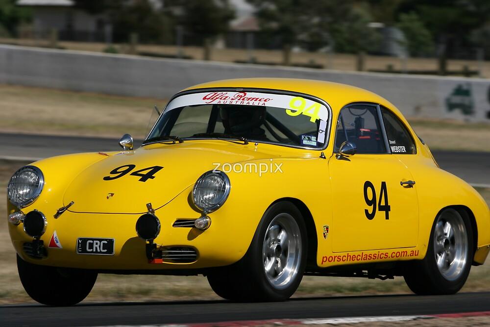 Racing Yellow by zoompix
