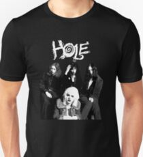 hole - courtney love - with text Unisex T-Shirt