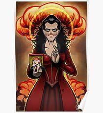 Unsere Dame der ewigen Zerstörung Poster