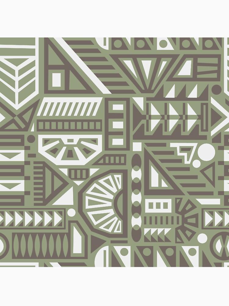 Stylish tribal print by nastybo