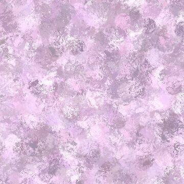 Purple Puddles by SundayMornArt