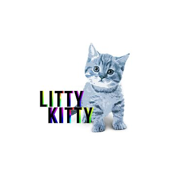 litty kitty by aleighseitz